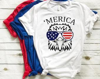 3087dda6 Eagle t shirt Merica shirt Patriot shirt Drinks t shirt Funny drinking  shirt American eagle shirts Usa t shirt 4th of july shirts Usa shirt