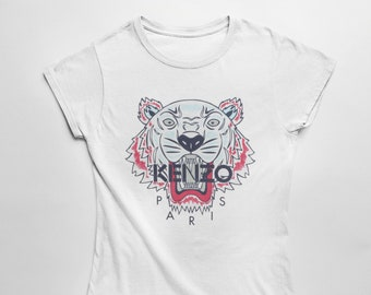 2ec3505f Kenzo Tiger Short Sleeve Shirt by TheFoundryUS