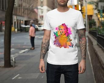 889e1c739b Ed sheeran Shirt,Ed Sheeran art,Ed sheeran gift, Ed sheeran lyrics, Ed  sheeran poster, Ed sheeran print,Unisex Jersey Short Sleeve Tee.