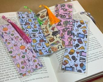 CARD + BOOKMARK BUNDLE | Cardiau Mwydro | Personalised Bunting Card and Matching Bookmark | Mother's Day, Sul y Mamau etc | Cardiau Cymraeg