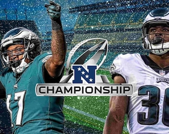 40a39a729 NFL 2017 NFC Championship – Vikings at Eagles – Includes Commercials on 4  dvd