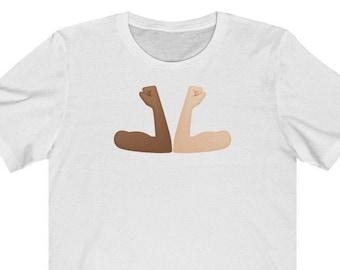 Fight Covid-19 Elbow Bump - Unisex T-shirt