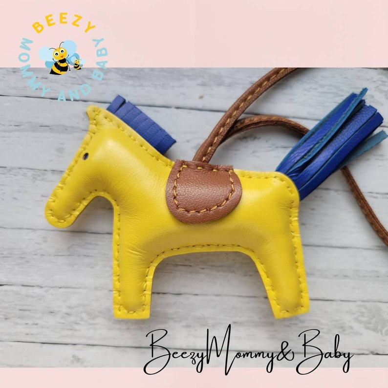 Limited Design Authentic Sheep Skin Horse Bag Charm bridesmaid Equestrian and Luxury Inspired perfect for self gift Friends and Mothers