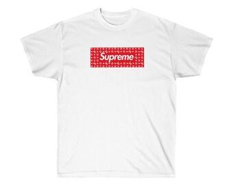 Supreme louis vuitton hoodie   Etsy
