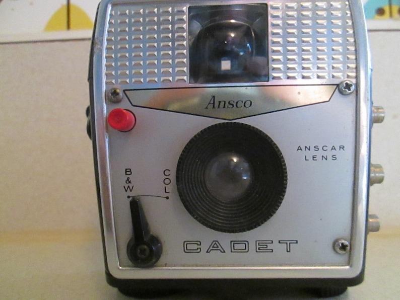 Vintage Ansco Cadet Camera