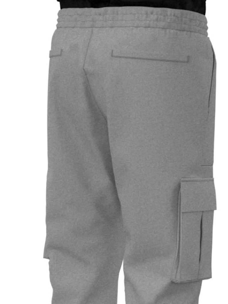 MEN.Incision jogger pants PDF pattern MAPT112019