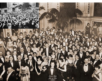 P331 The Shining Overlook Hotel 4th of July Ball Ballroom Poster Art Print