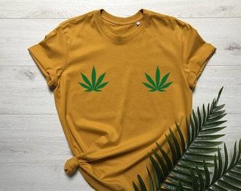 THC Molecule Weed Cannabis Short-Sleeve Tee Baby Boys Infant
