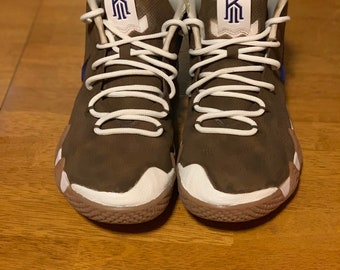f80b897eb8d Nike Kyrie 4 Uncle Drew Custom sz 10.5
