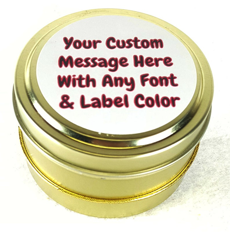 Best Custom Message Candle Donate Donated Soy Candle Support image 0