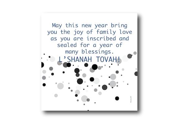 Digital Mazel Tov Card, Rosh Hashanah greeting card, best wishes, Rosh Hashanah, Jewish New Yea, L'Shanah Tovah