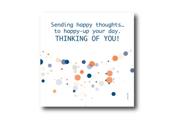 Digital Friendship card wishes, instant download, printable at home, ready to post, Pantone Colors, Pantone Colors