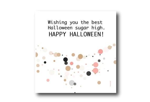 Digital Halloween Card, Happy Halloween, Halloween Scary wishes,  Funny Halloween Card,  Trick or Treat