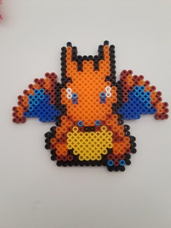 Pokemon Charizard Pixel Art
