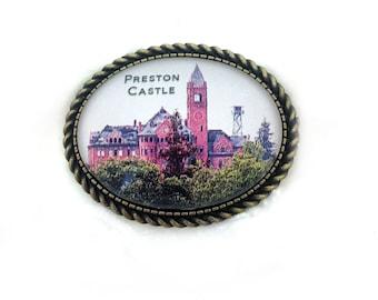 Preston Castle brooch