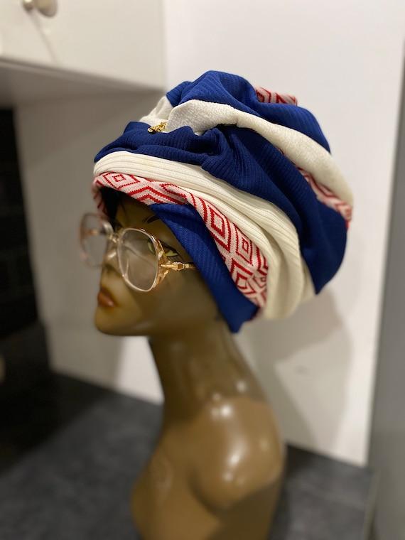 Antique Vintage Turban