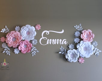 Diy Paper Flowers Etsy
