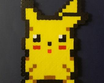 Articles Similaires à Pikachu Pokemon Pokéball Hama Perler