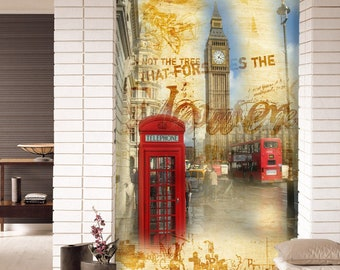 3D Sculpture Building M109 Removable Wallpaper Self Adhesive Wallpaper Extra Large Peel /& Stick Wallpaper Wallpaper Mural AJ WALLPAPERS