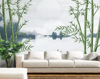 3D Color Atmosphere A2579 Removable Wallpaper Self Adhesive Wallpaper Extra Large Peel /& Stick Wallpaper Wallpaper Mural AJ WALLPAPERS