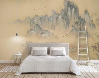 3D Feather A2180 Removable Wallpaper Self Adhesive Wallpaper Extra Large Peel /& Stick Wallpaper Wallpaper Mural AJ WALLPAPERS