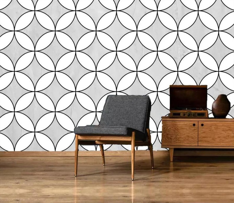 3D Lattice A1977 Removable Wallpaper Self Adhesive Wallpaper Extra Large Peel /& Stick Wallpaper Wallpaper Mural AJ WALLPAPERS
