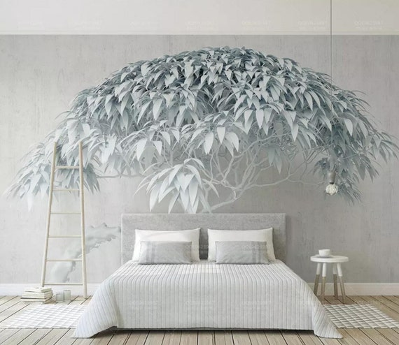 3D Tree A2871 Removable Wallpaper Self Adhesive Wallpaper Extra Large Peel /& Stick Wallpaper Wallpaper Mural AJ WALLPAPERS