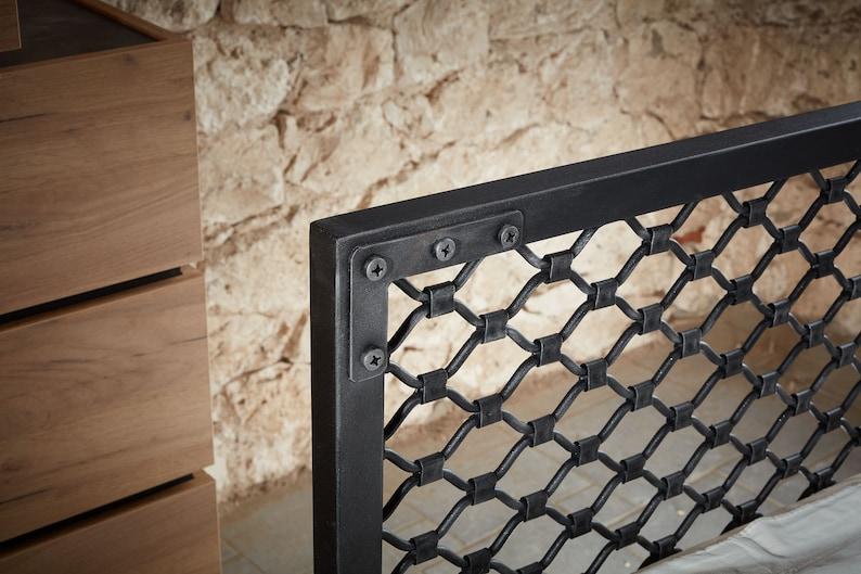 Handmade Headboard Industrial desing Model DIMITRA