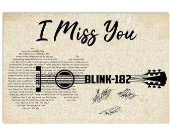 Blink 182 | Etsy