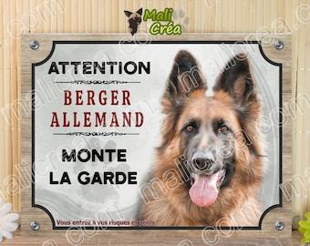 Saint Patrick/'s Day German Shepherd Pot of Gold Rainbow German Shepherd Dog Lover Gift Gift For Berger Allemand Owners Alsatian Gift