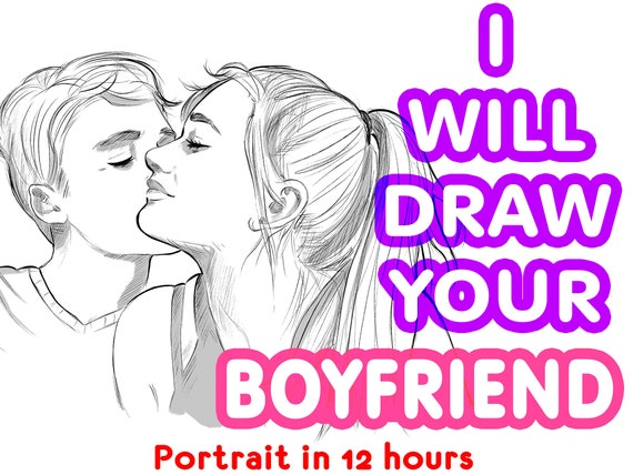 Boyfriend your to what draw Cute Things
