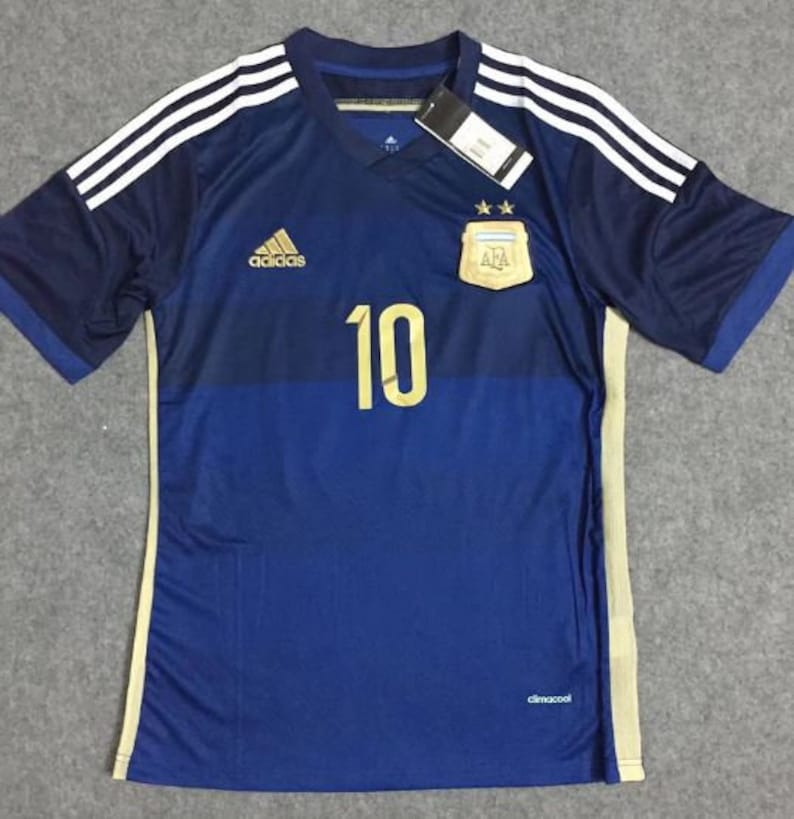 sports shoes df660 b7075 Argentina jerseys 2014 world cup jersey