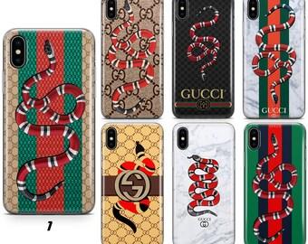pretty nice 2bdd1 0e9d8 Iphone 8 case gucci | Etsy