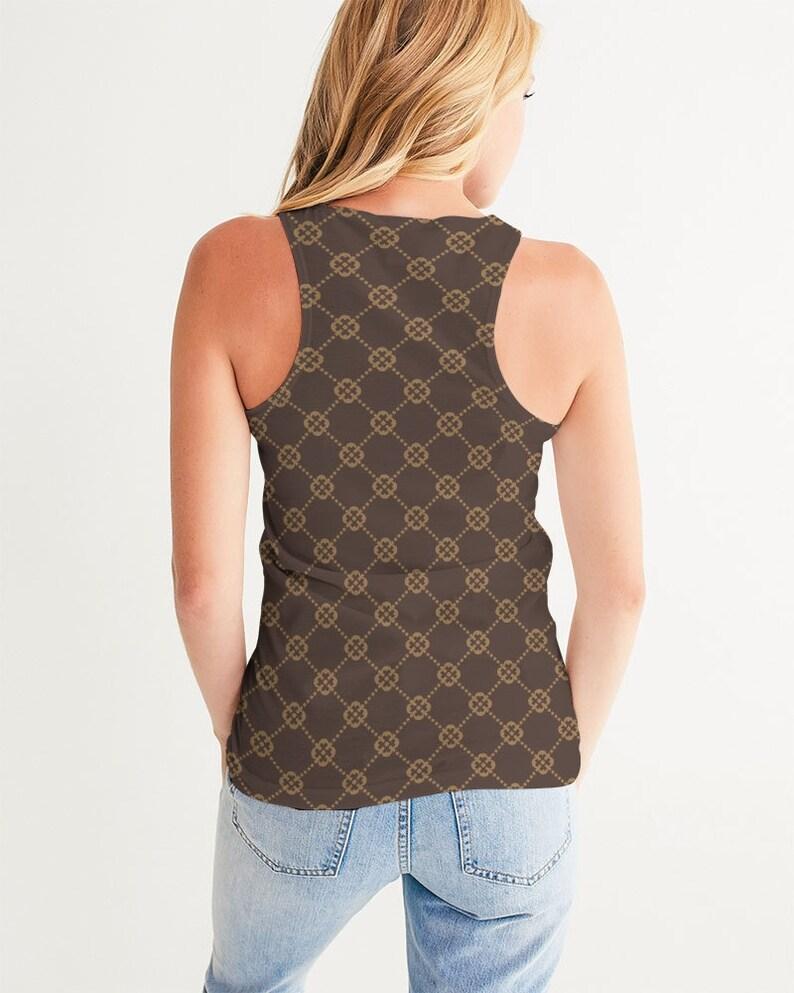Women/'s Designer Tank Women/'s Branded Fashion Tank Top Designer Graphic Printed Stylish Tank Top