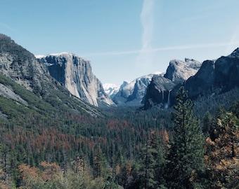 Within Yosemite