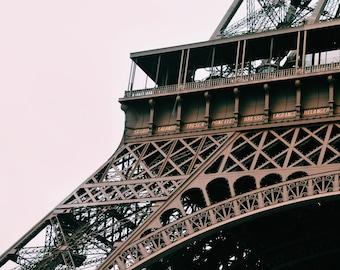 Eiffel - Paris, France - Digital Image