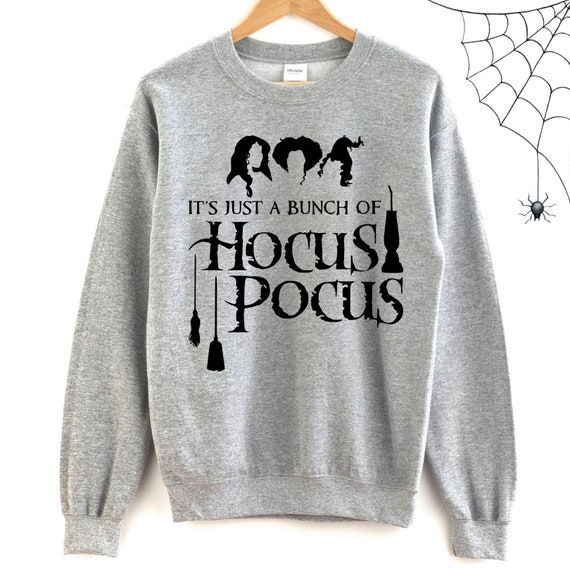 Hocus Pocus I Smell Children I Put A Spell On You Ver 2 Poly  Quilt 3 Sizes