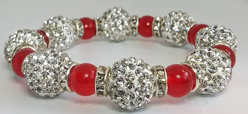 In Fasion Lov Flashy For a Cause Help the Homeless 25/% OFF Holiday BraceletEaring set Peace Unique Set Christmas Set Bling Jewerly