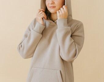 GoFuture\u00ae 3in1 Maternity hoodie Nursing hoodie Breastfeeding hoodie Normal leisure use AUBREY warm cosy highest quality GoFuture\u00ae With Love\u00ae