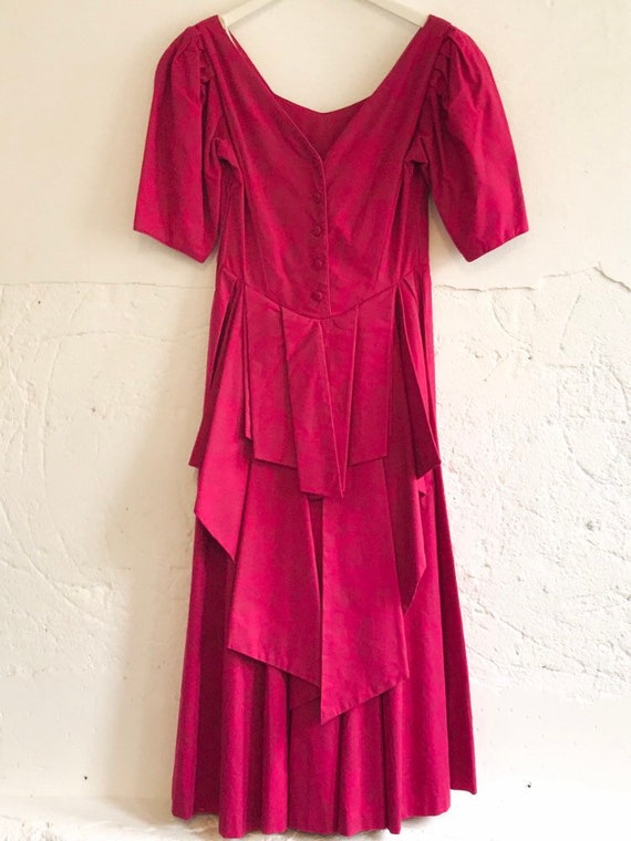 Beautiful vintage Laura Ashley dress