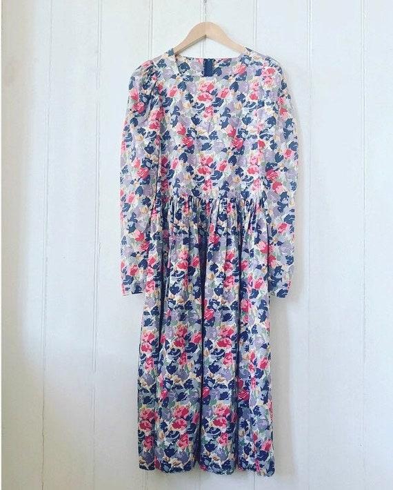 Vintage Laura Ashley dress!!