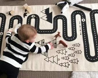 Teppich für kinderzimmer | Etsy