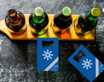 Personalized Bottle Opener Housewarming Gift For Couple Bar Accessories for a Home Bottle Opener Women Cave Gift