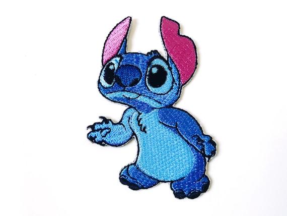 Disney Lilo Stitch Cute Cartoon Movie Logo Iron Sew On Etsy