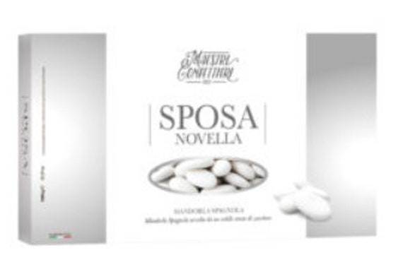 Maxtris Confetti almond Weddings 3 kg-Promotion Exclusive!