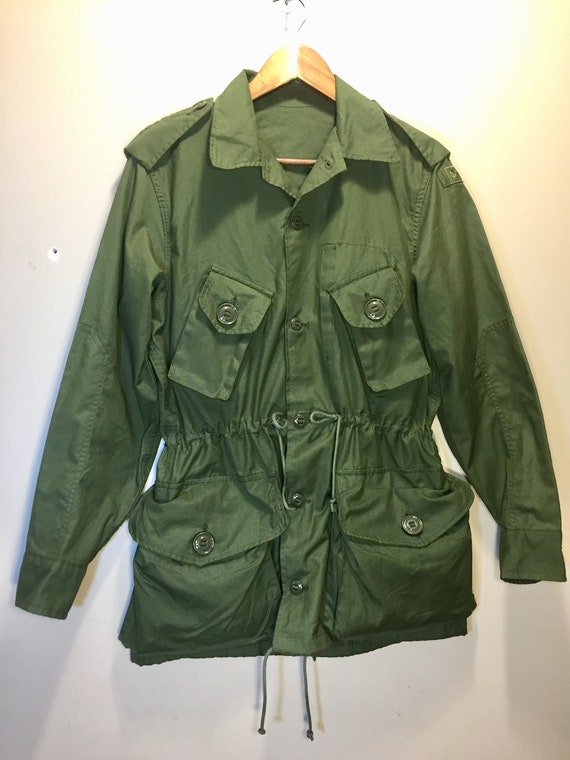 CF OG107 Lightweight Combat Jacket Coat Size Men'… - image 1
