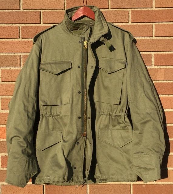 OG107 M65 Jacket with Fur Hood & Liner Size M, L,… - image 4