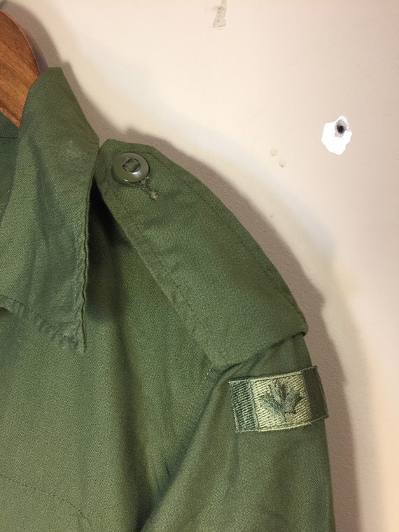 CF OG107 Lightweight Combat Jacket Coat Size Men'… - image 3