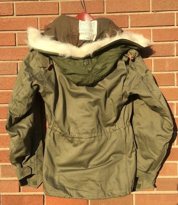 OG107 M65 Jacket with Fur Hood & Liner Size M, L,… - image 2