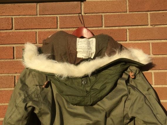 OG107 M65 Jacket with Fur Hood & Liner Size M, L,… - image 3